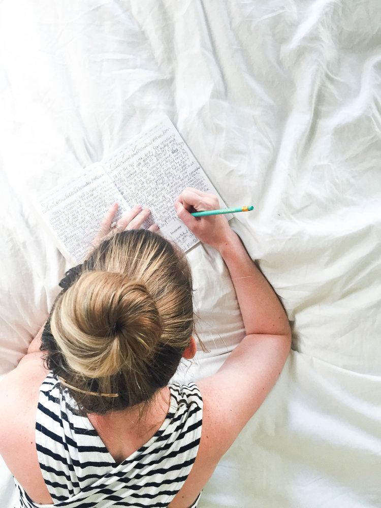 Journaling Morning Miracle Momma Society