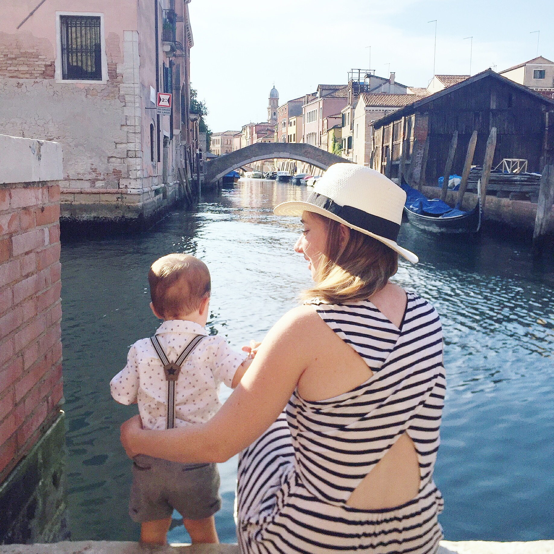 Venice with Toddler | Momma Society