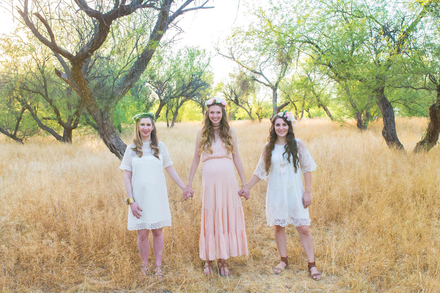 mothers day gifts | baby shower | Bohemian Picnic | Flower Crowns | Coon Bluff