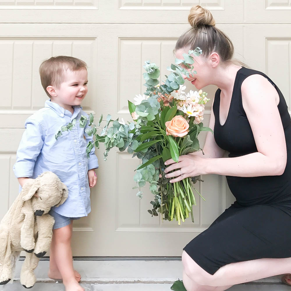 Weekend | Mother's Day Flowers
