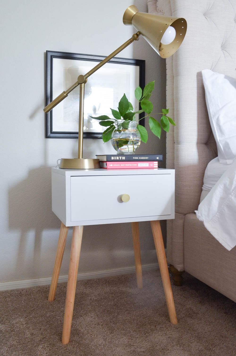 Master Bedroom | CoSleeping Bedroom | CoSleeping | Newborn | NightStand