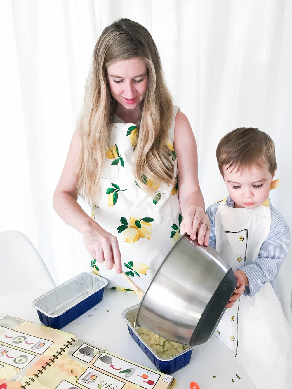 How to Cook with Toddlers | Cook by Colours Cookbook | Toddler Friendly Recipes