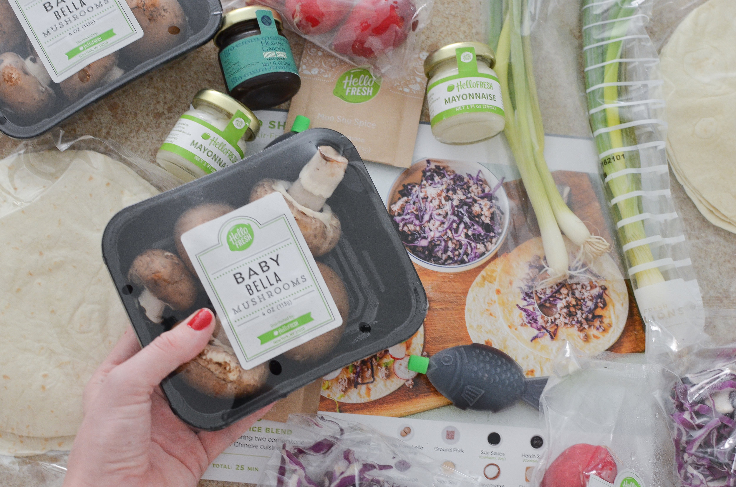 We Tried Out Hello Fresh and Here's What We Thought