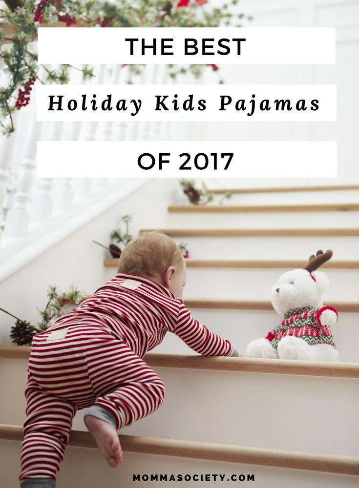 Best Holiday Christmas Family Kids Matching Pjs Pajamas