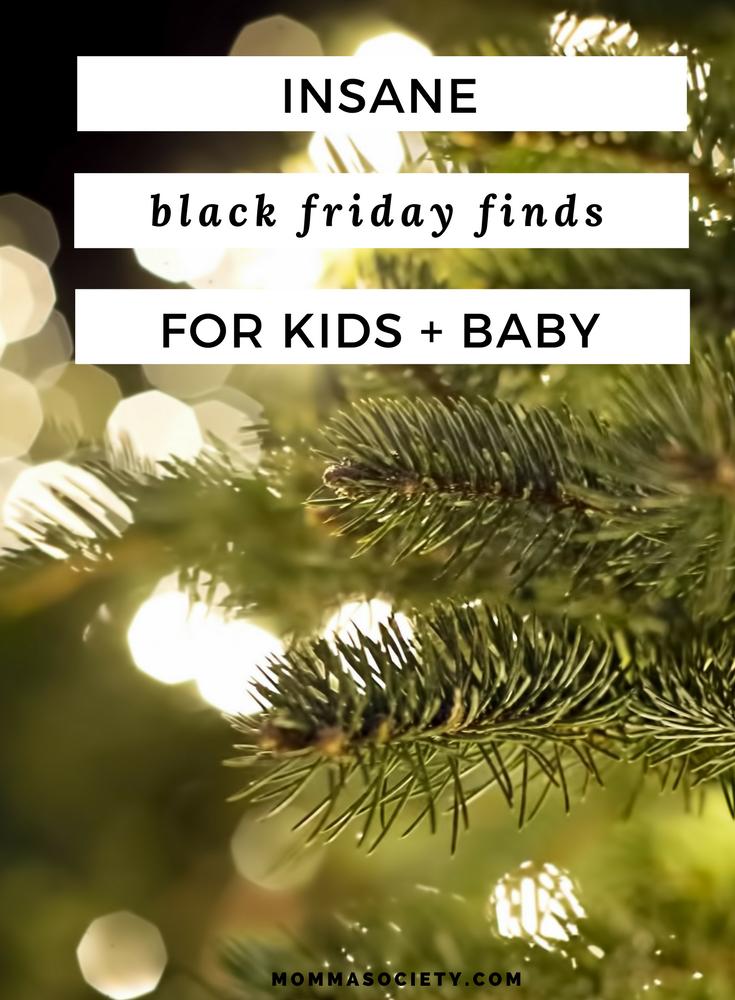 Best Black Friday Kids Sales