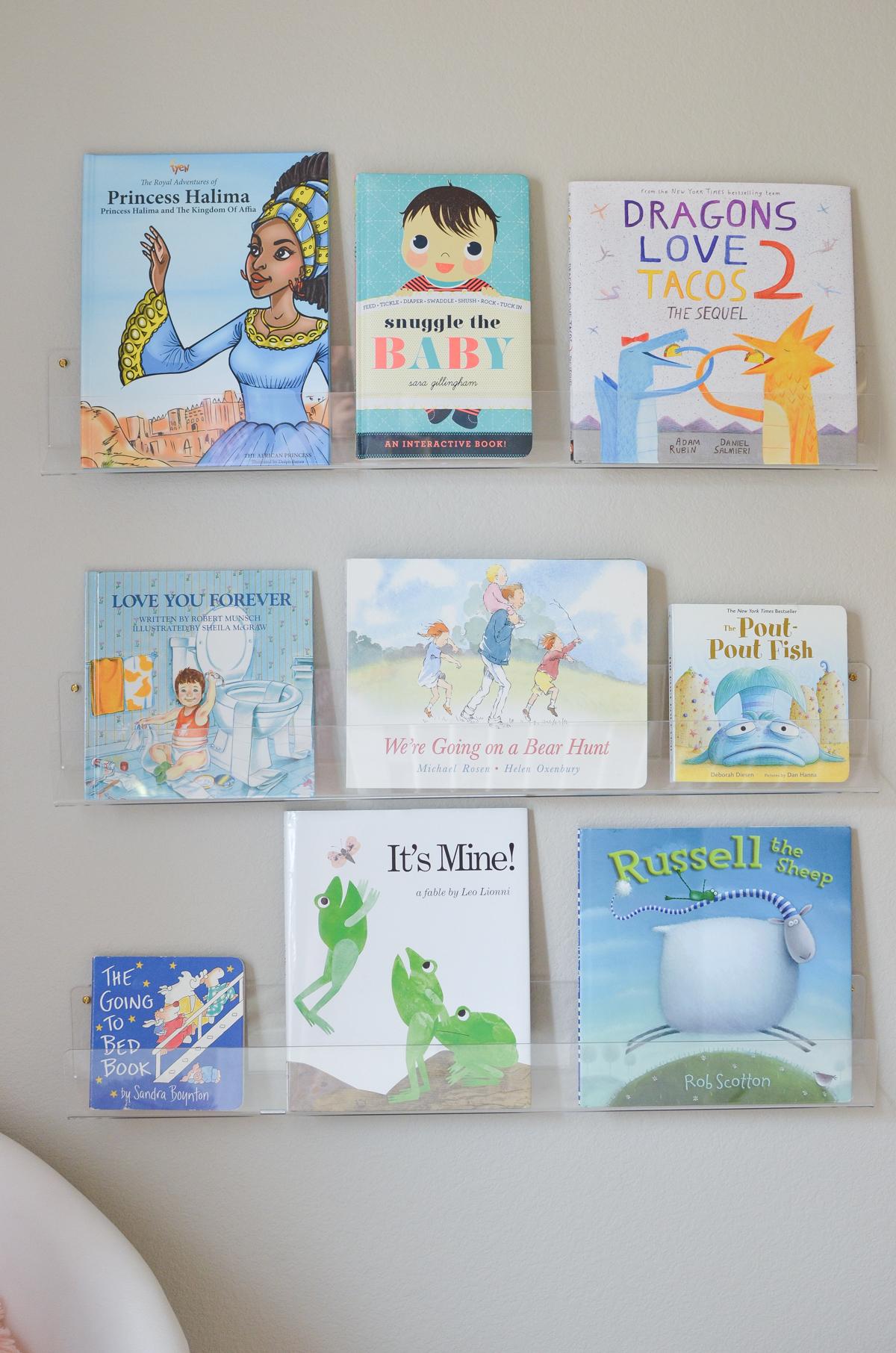 Books | Acrylic Shelves | Book Exchange | Best Kids Books