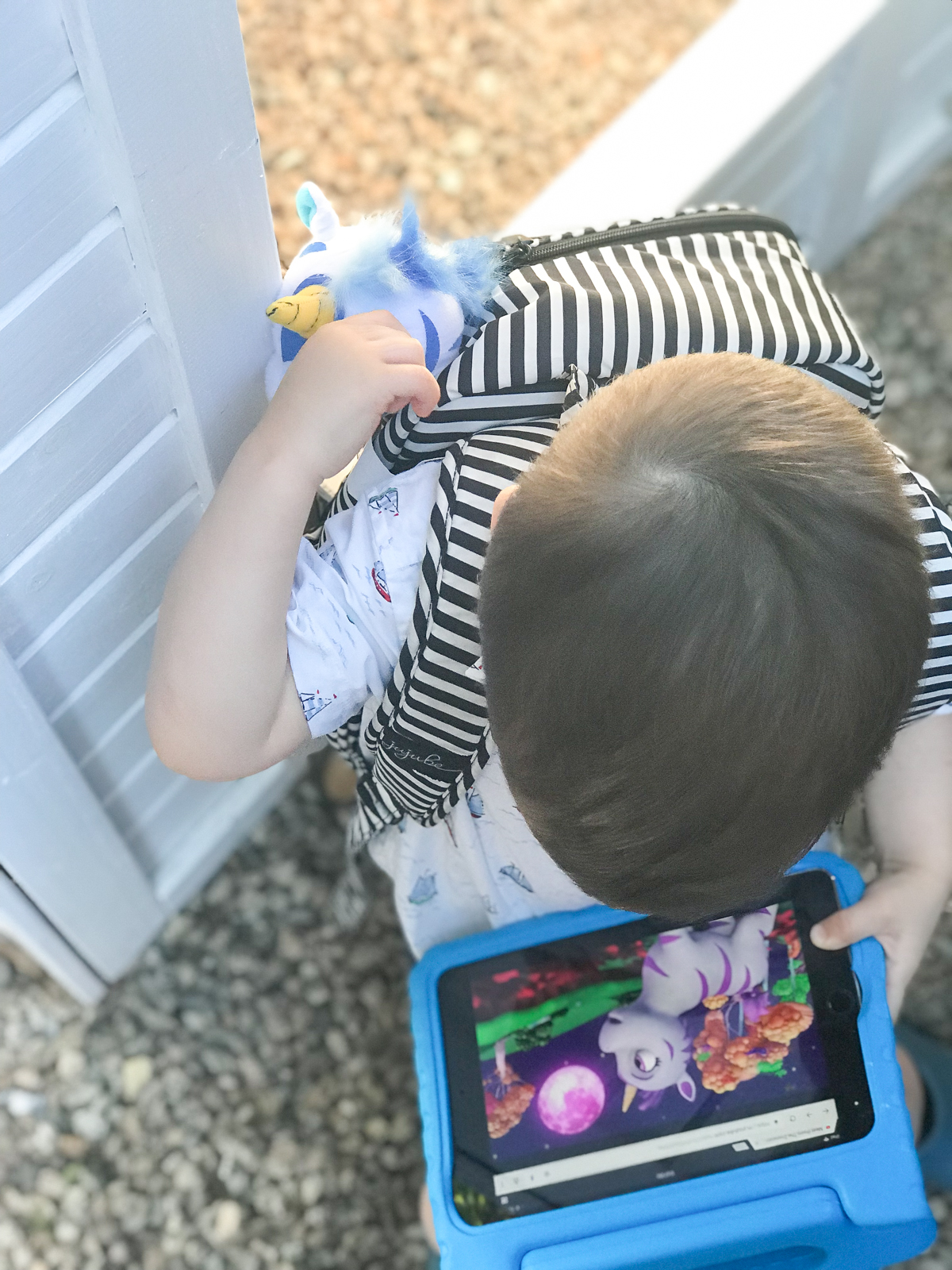 Airplane Entertainment Ideas for Toddlers