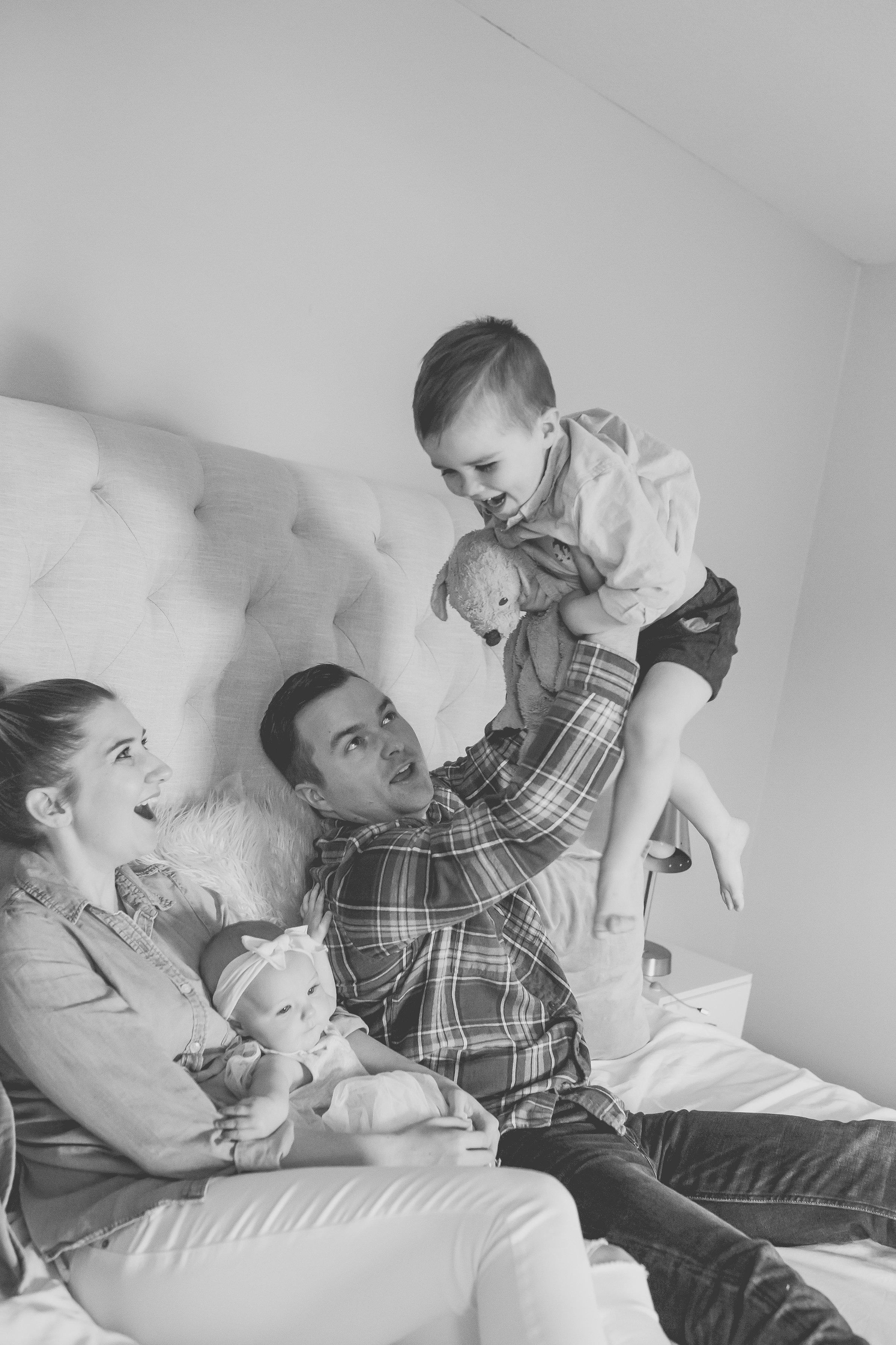 Family Home Lifestyle Photos
