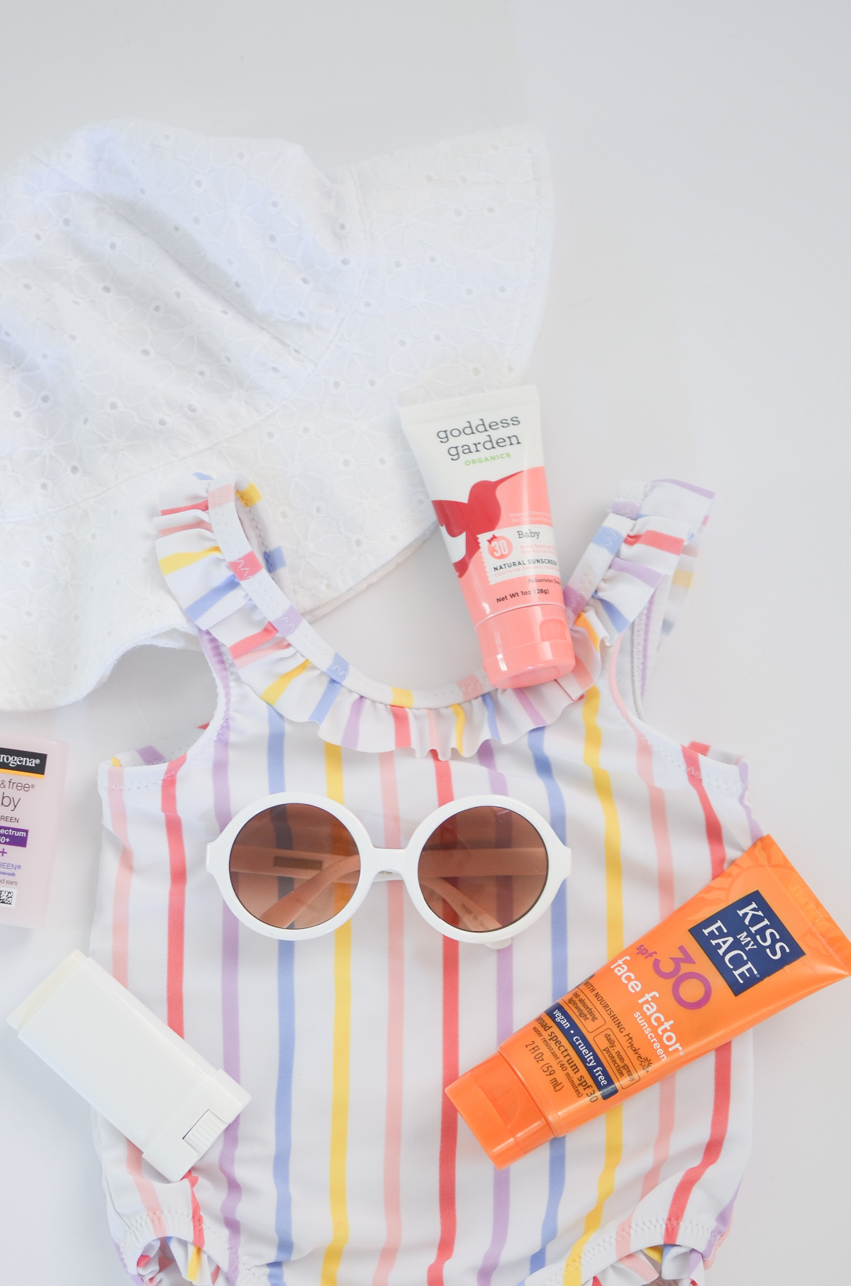 Best Sunscreen Baby Toddler Kids Summer Beach