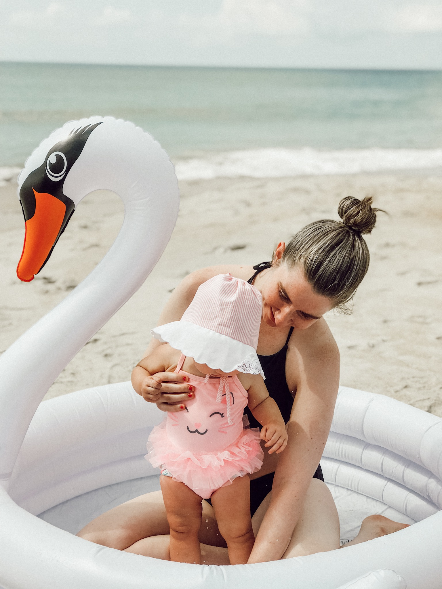 Beach with Baby Beach Gear Toddler What to Bring To Beach with Baby