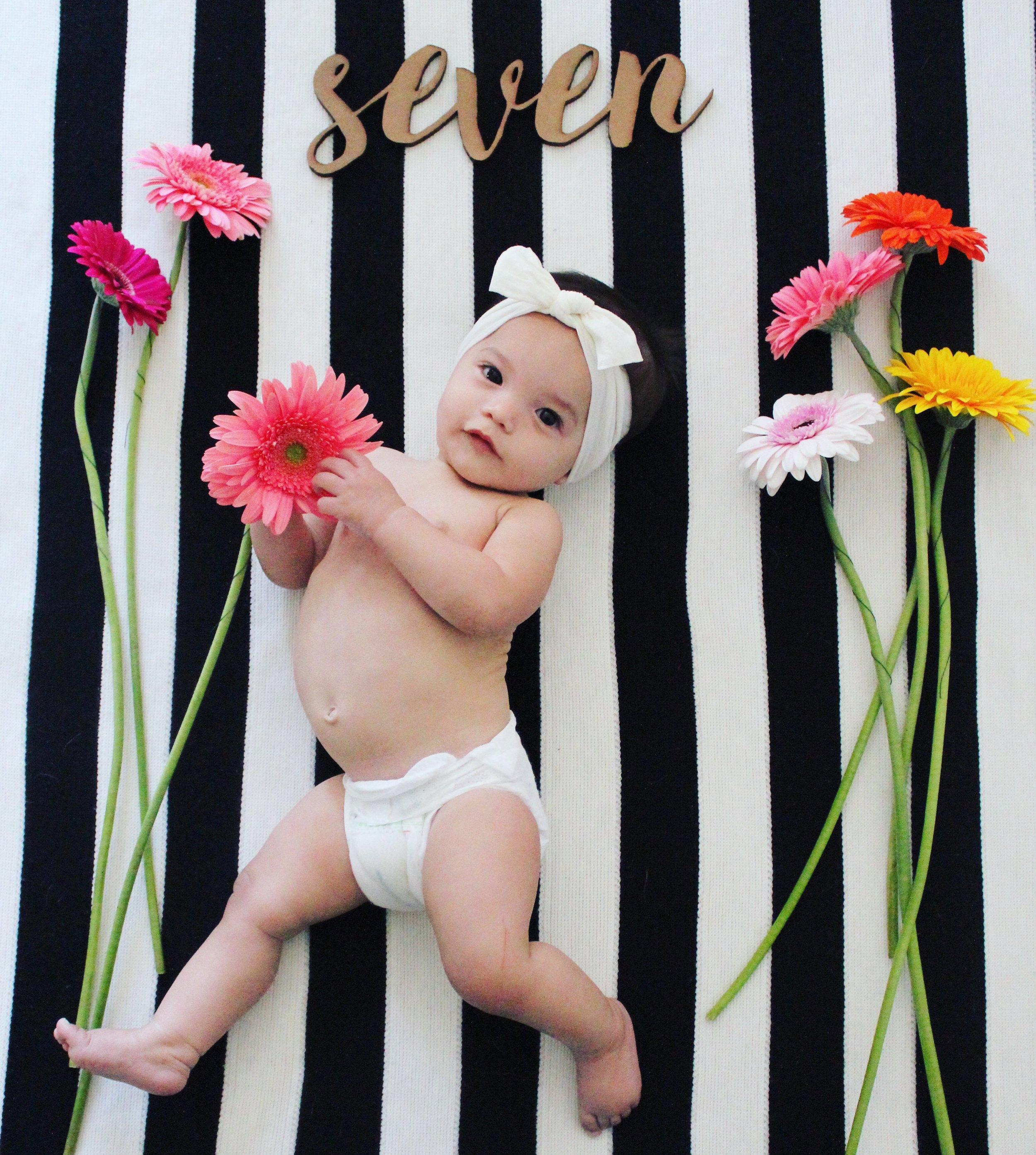 Milestone Photo Inspirations from Momma Society
