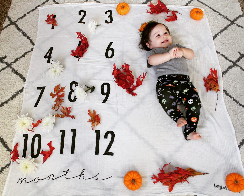 Milestone Photo Inspirations by Momma Society