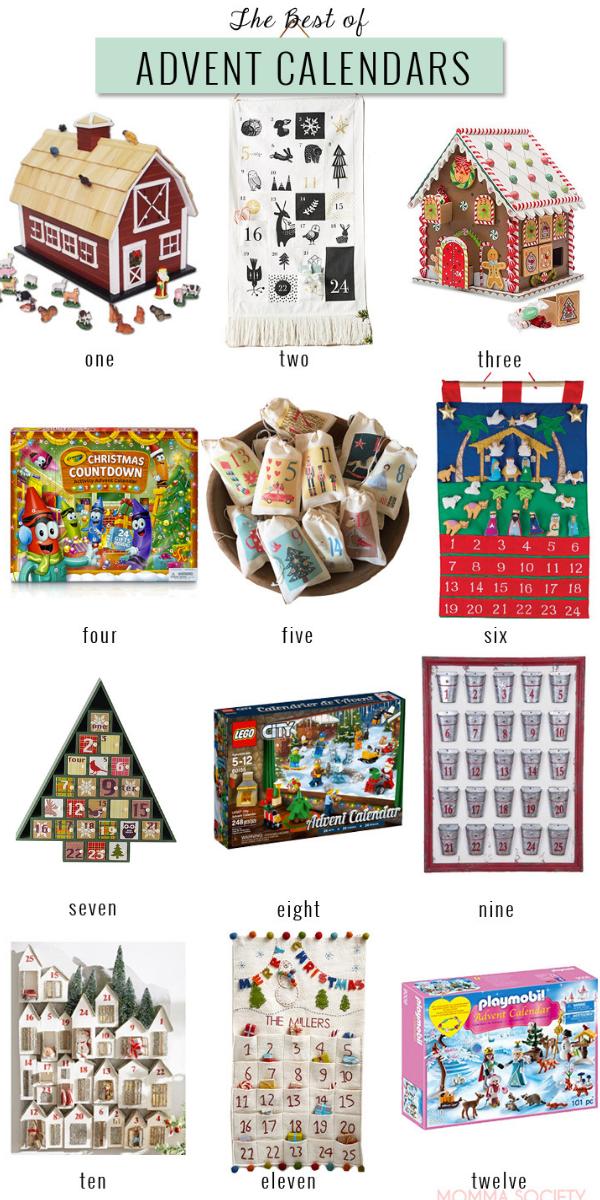 Christmas Advent Calendars of 2018