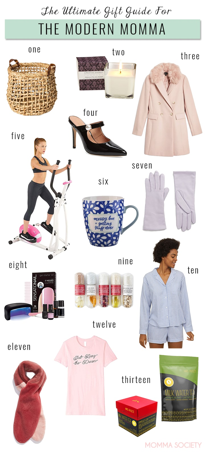 Gift Guide for the Mdoern Mom