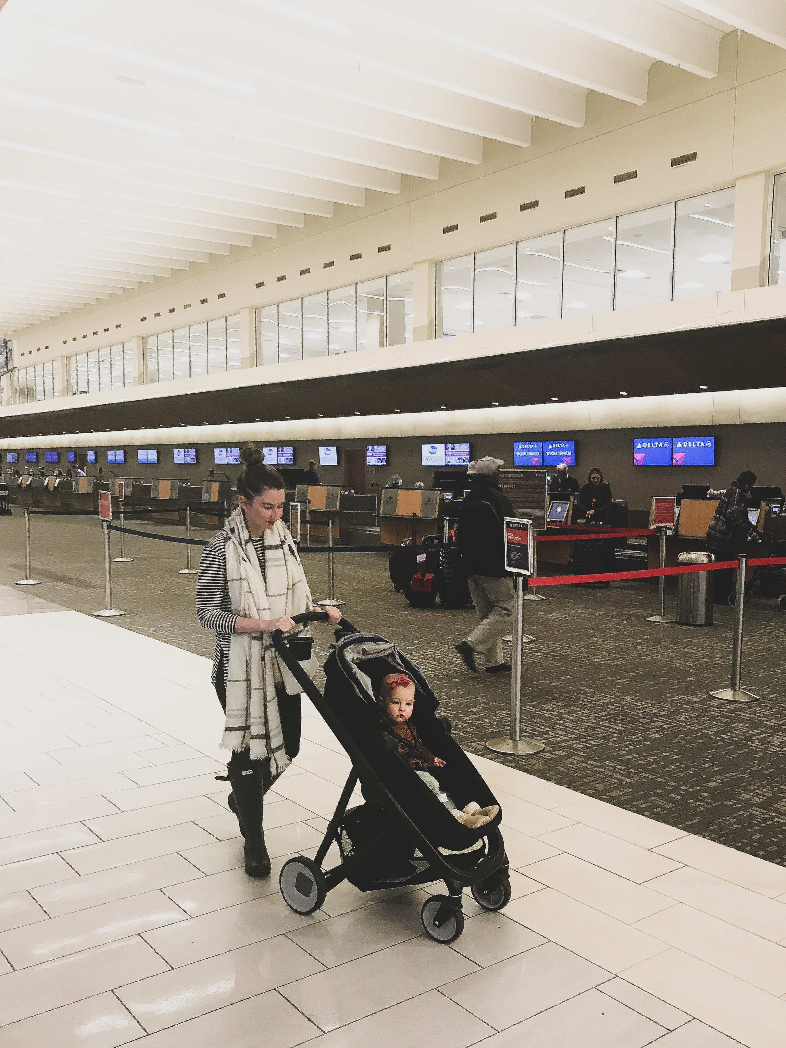 Everything You Need to Know About Traveling with a Stroller | Momma Society