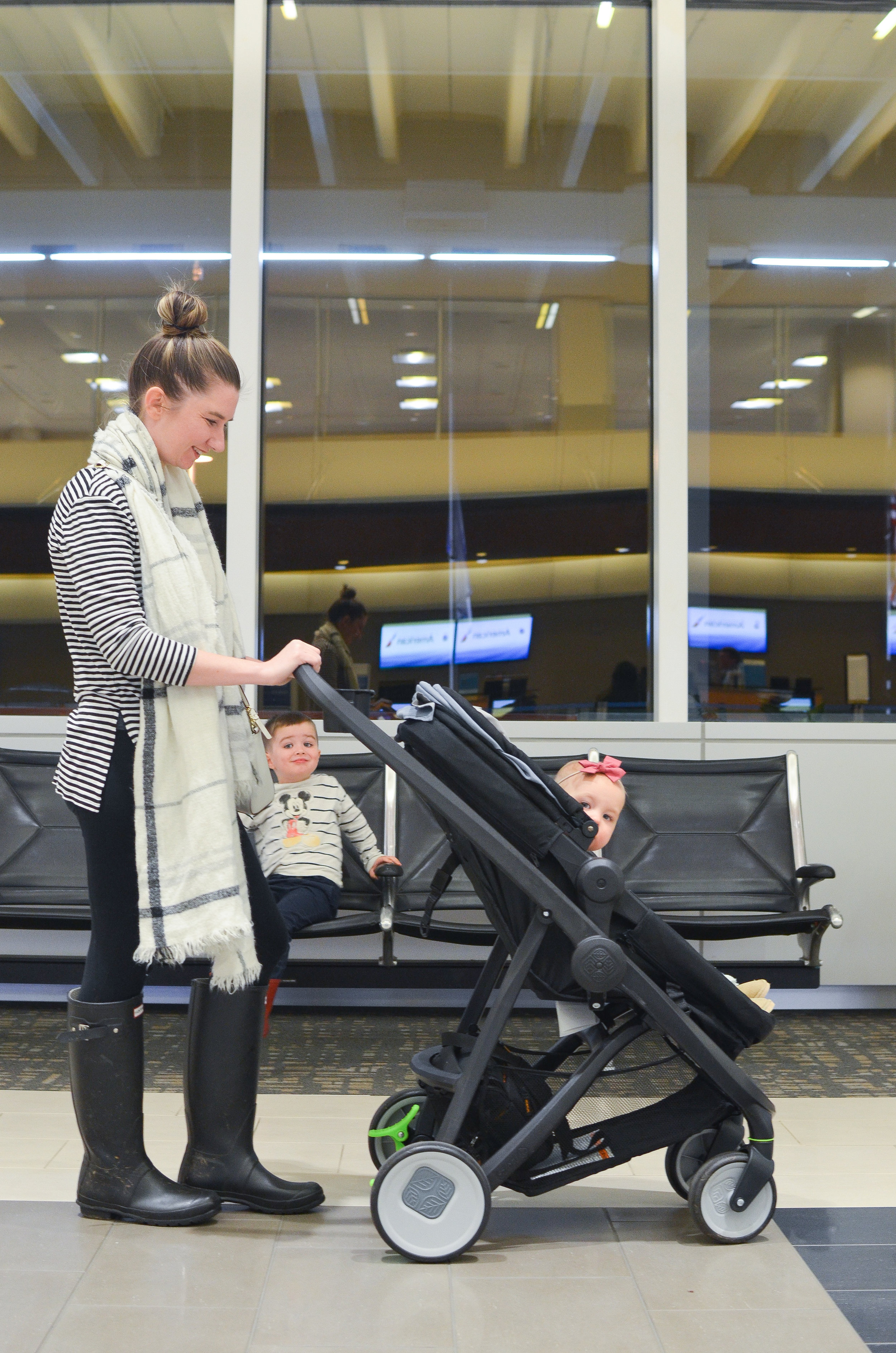 Safety1st RIVA Stroller Travel Review