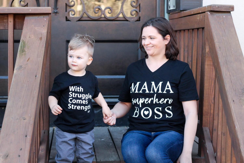 Melissa Castan family photo
