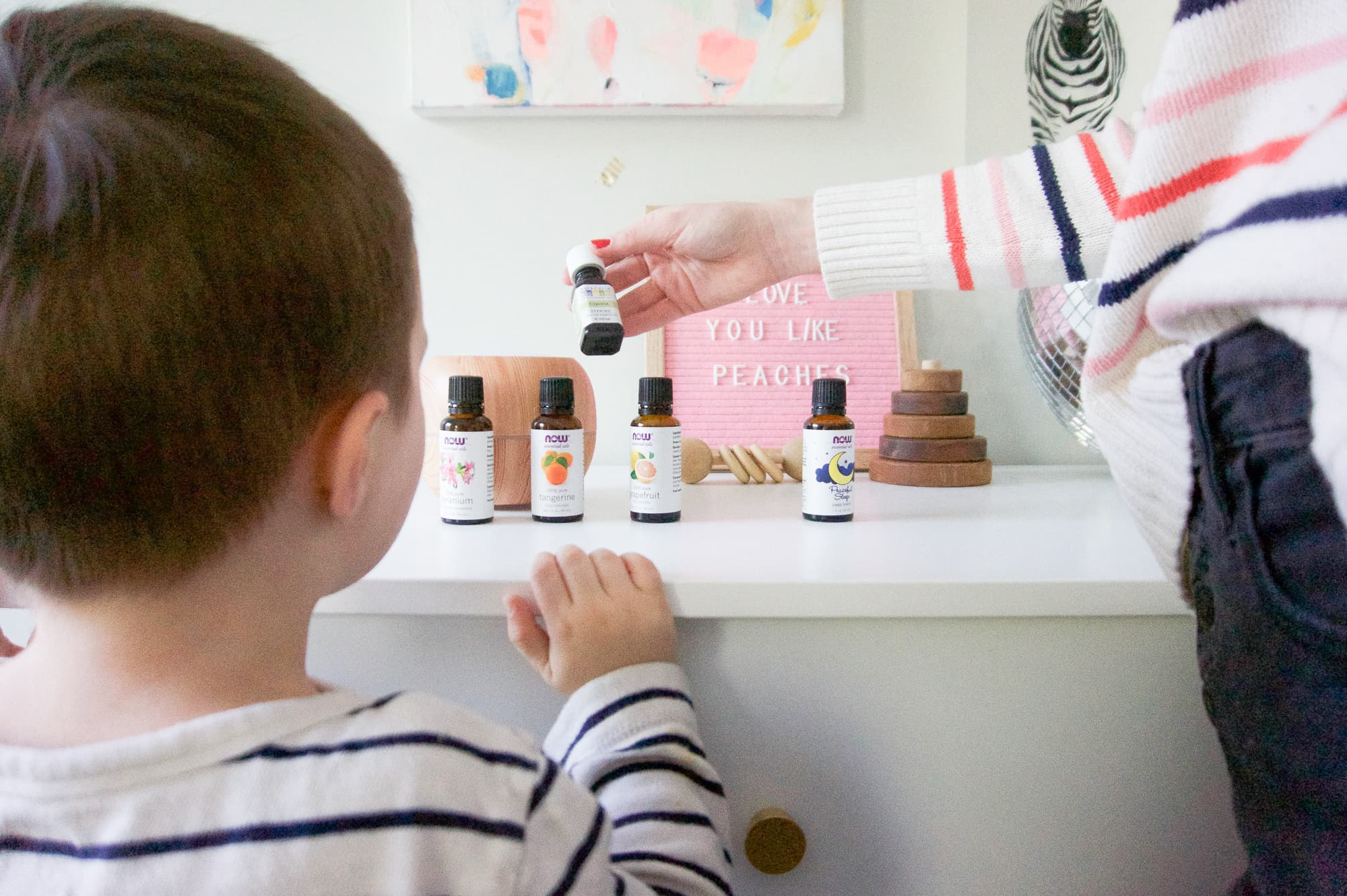 How To Use Essential Oils to Keep Your Home Clean | Momma Society