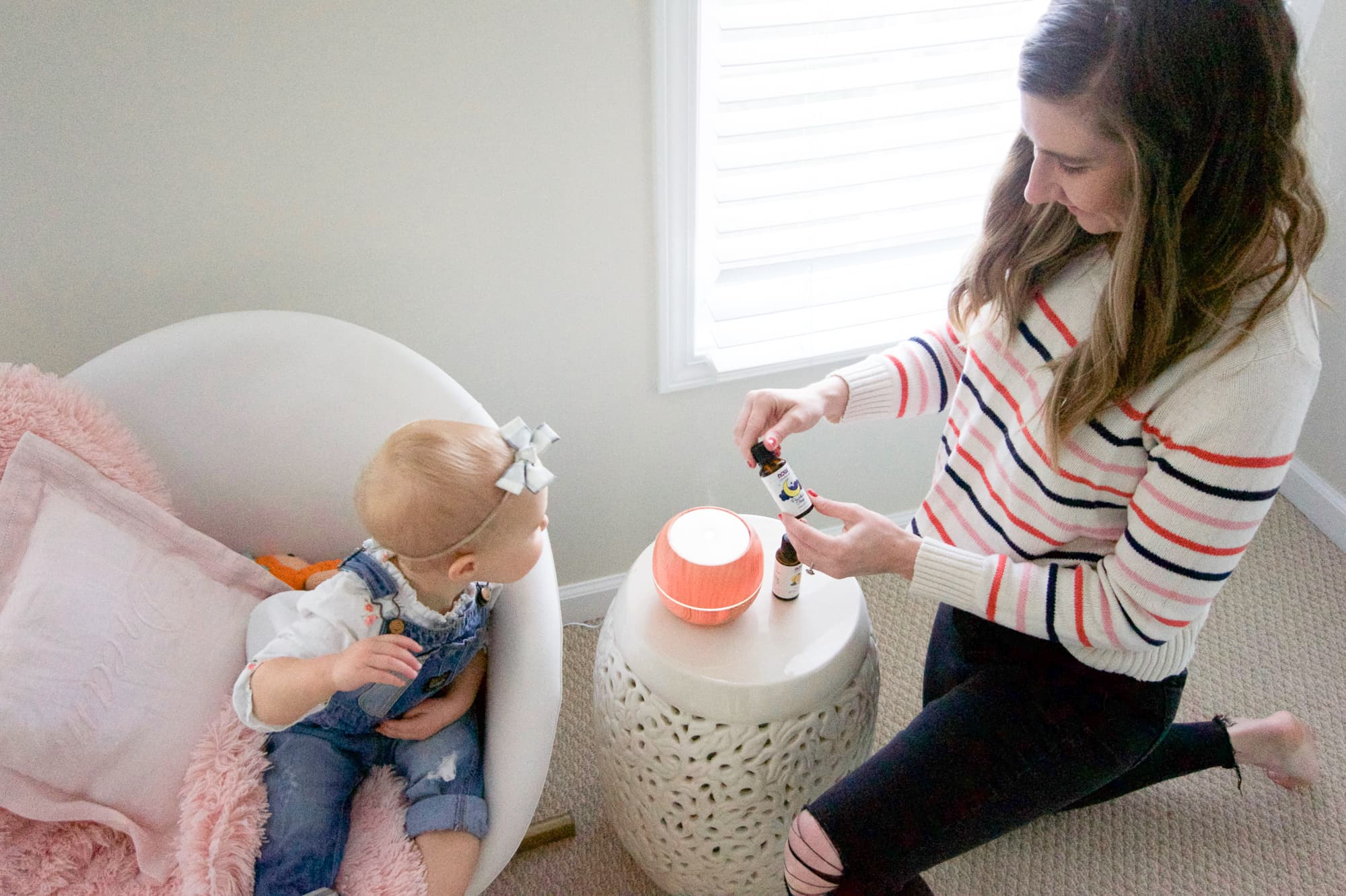 Using Essential Oils with My Kids | Momma Society