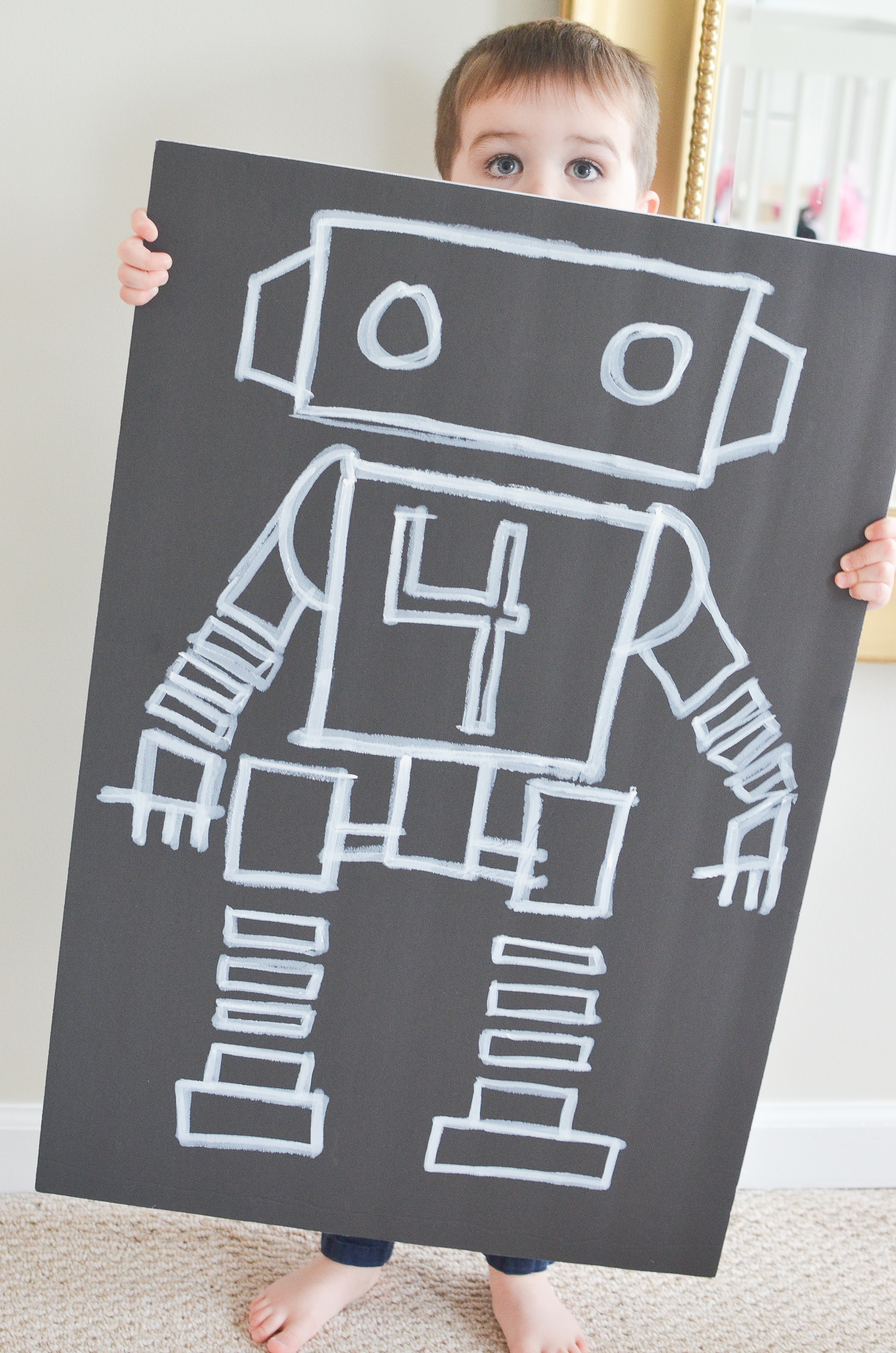 Robot Party | Robot Birthday Party