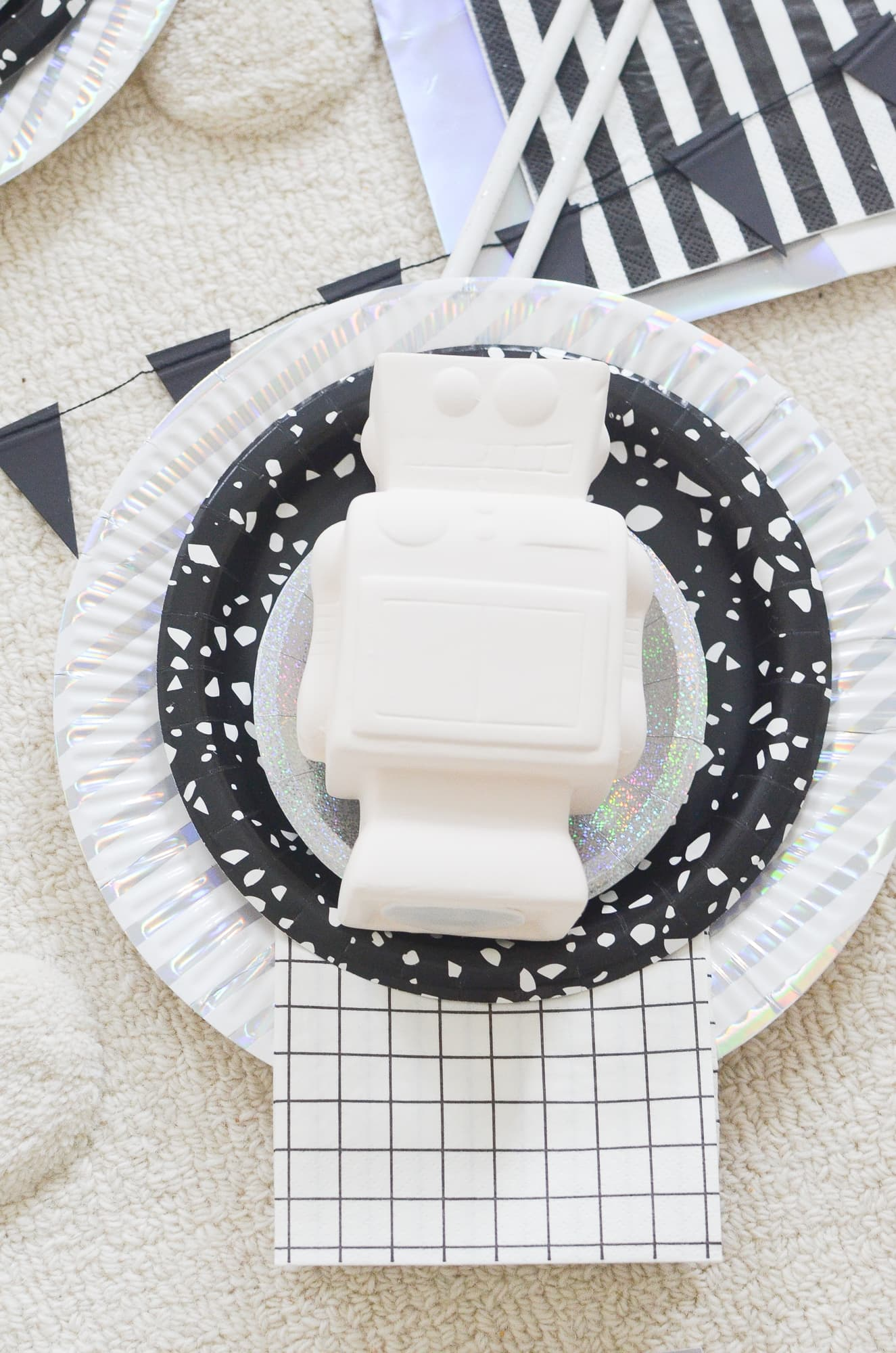 Robot Party Favors | Momma Society