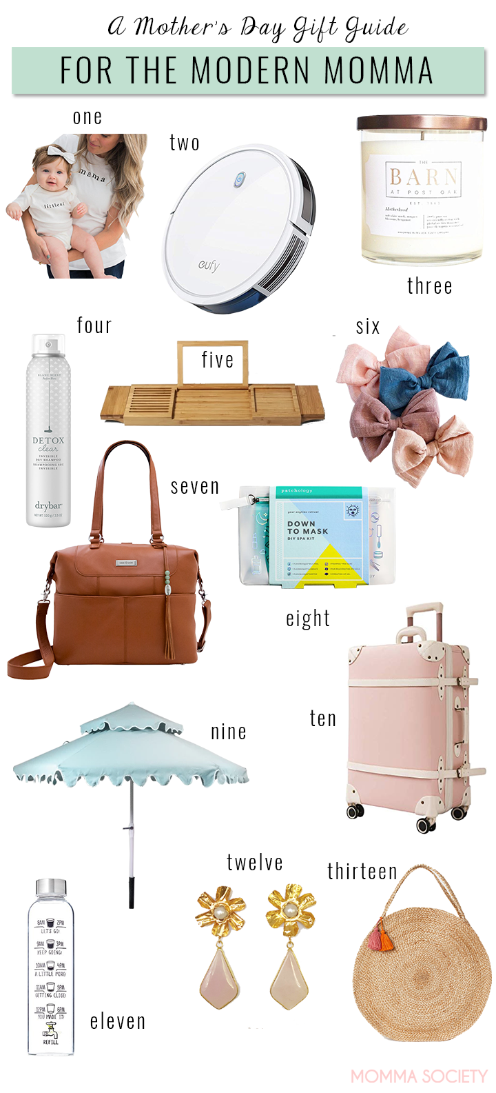 A Mother's Day Gift Guide for the Modern Mom | Momma Society