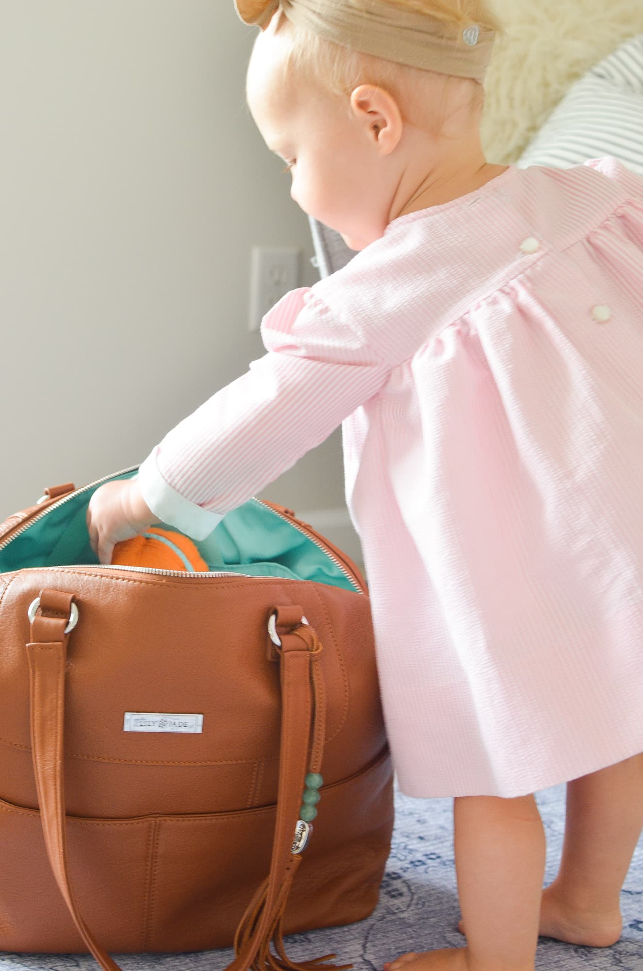 My Search for the Ultimate Diaper Bag | Momma Society