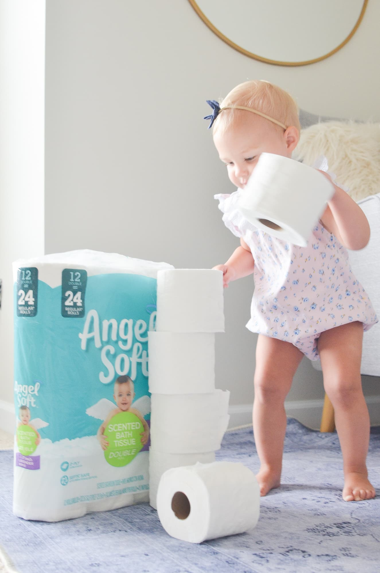 Potty Training with Angel Soft | Momma Society