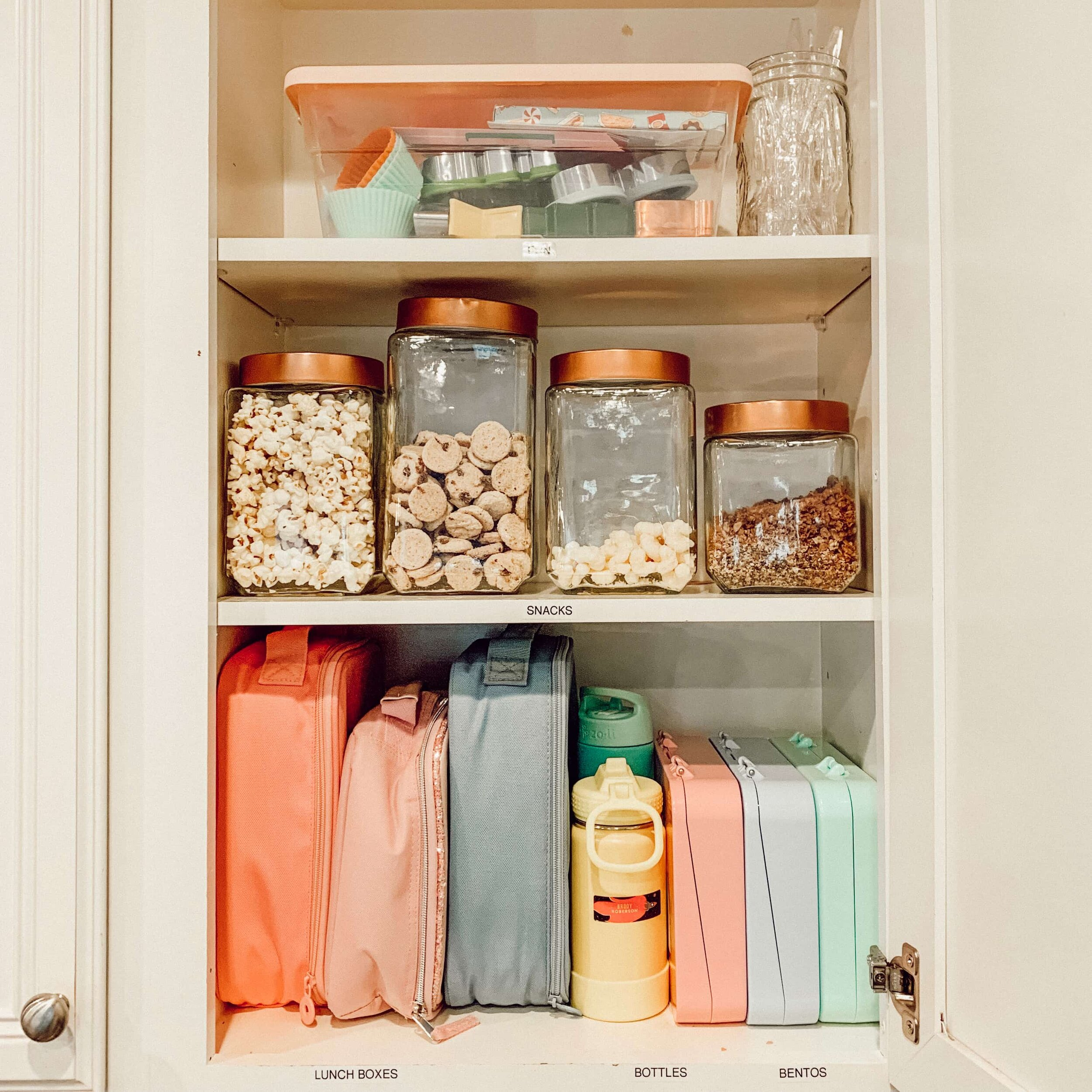The Lunchbox Cabinet | Momma Society