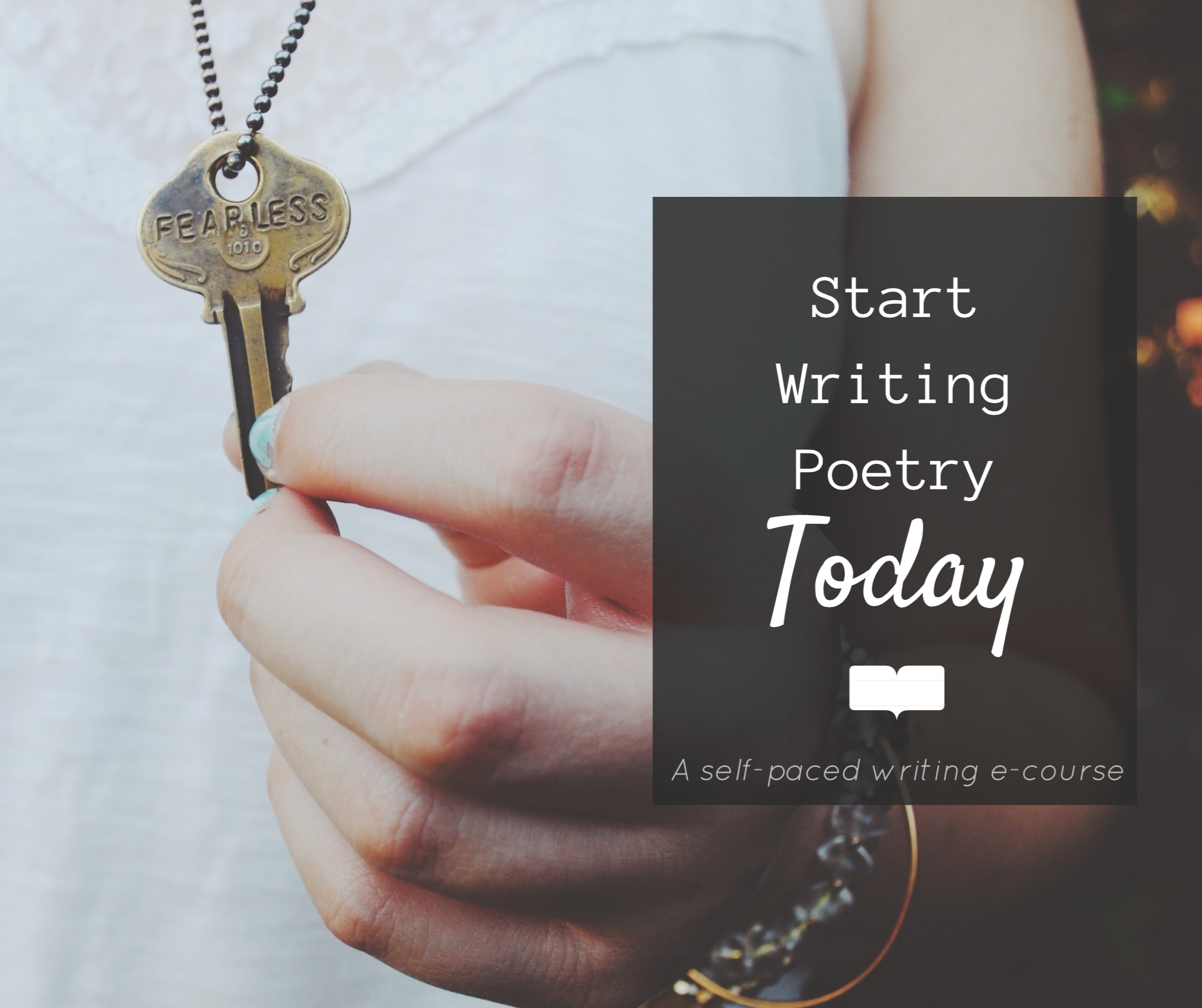 Start Writing Poetry Today