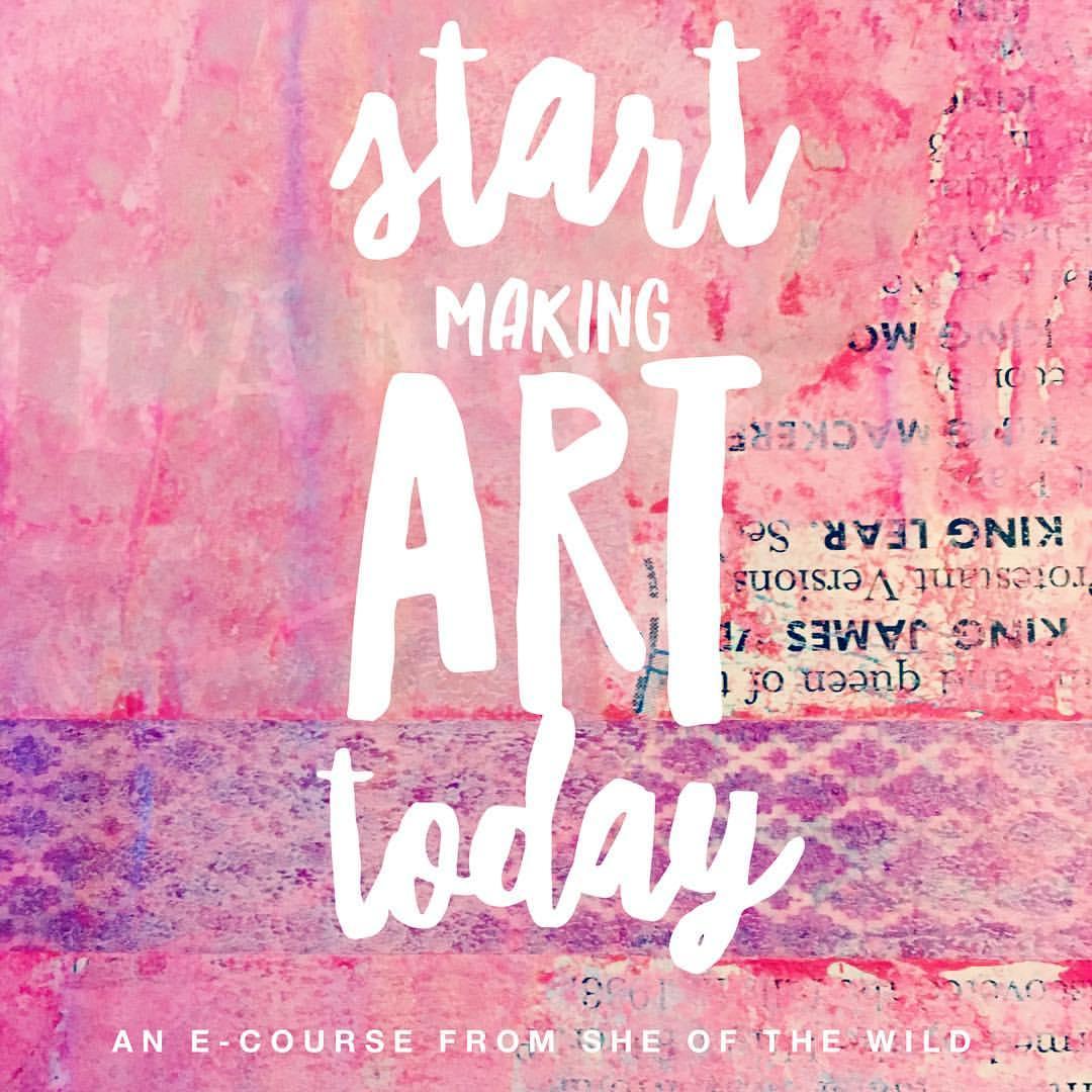 make art today