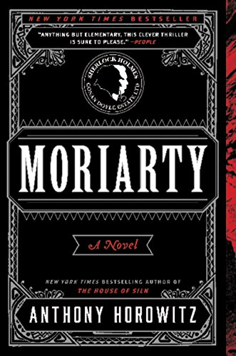 moriarity anthony horowitz on sale