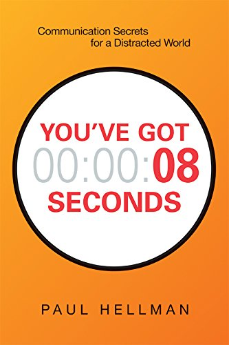 You've got 8 seconds kindle book sale