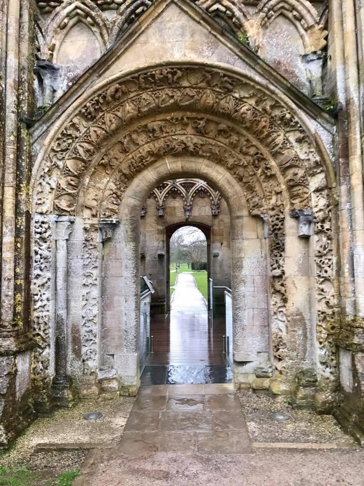 glastonbury abbey women's retreat