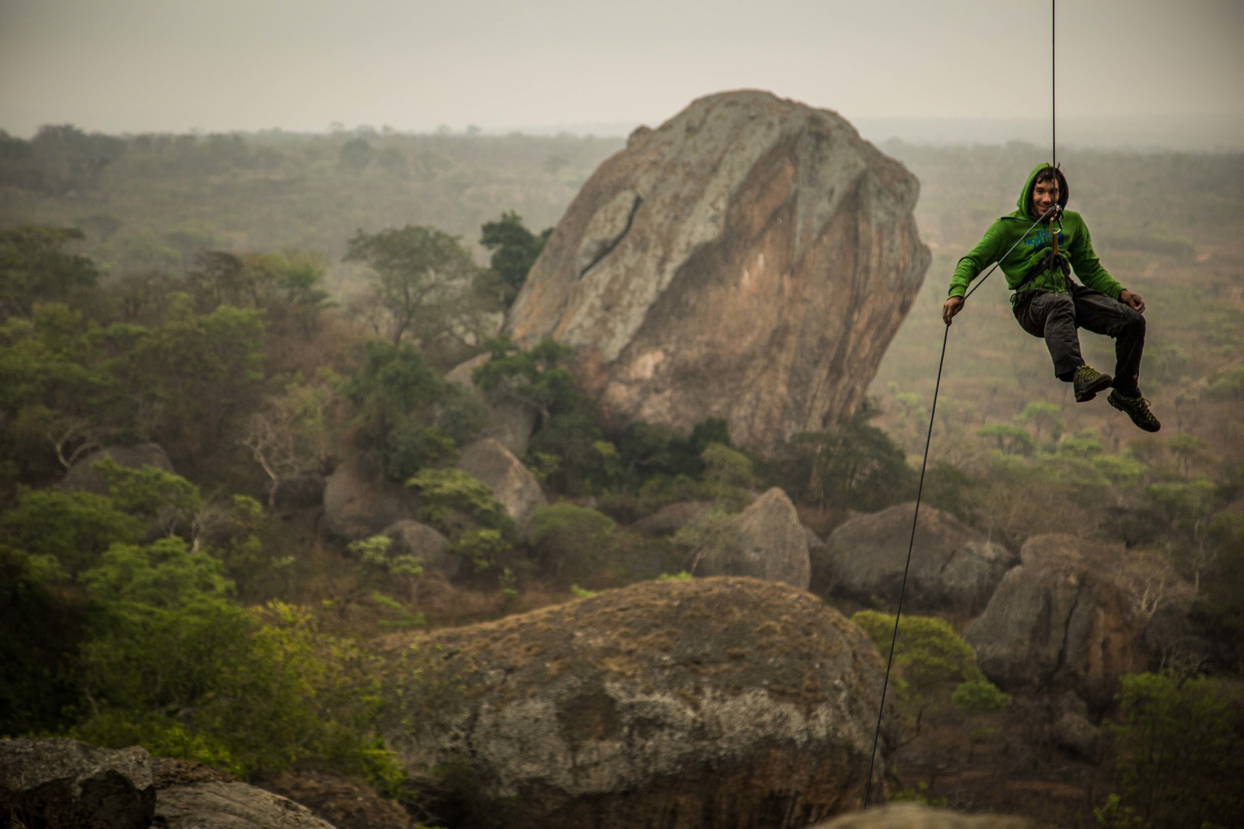 Happy Honnold | Angola