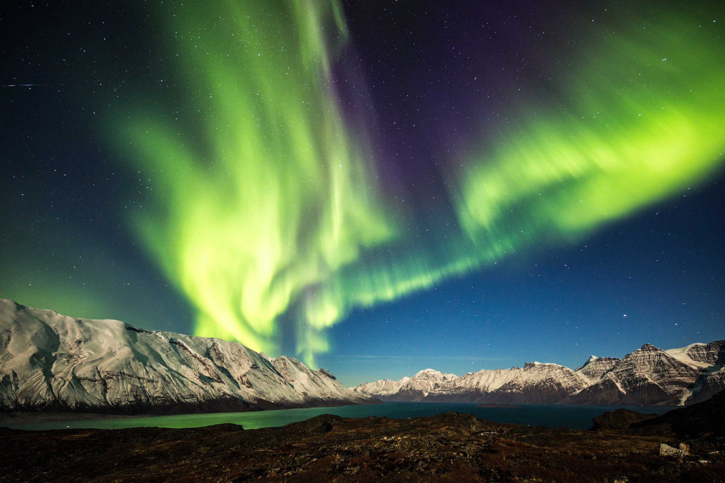 A Northern Explosion   Greenland
