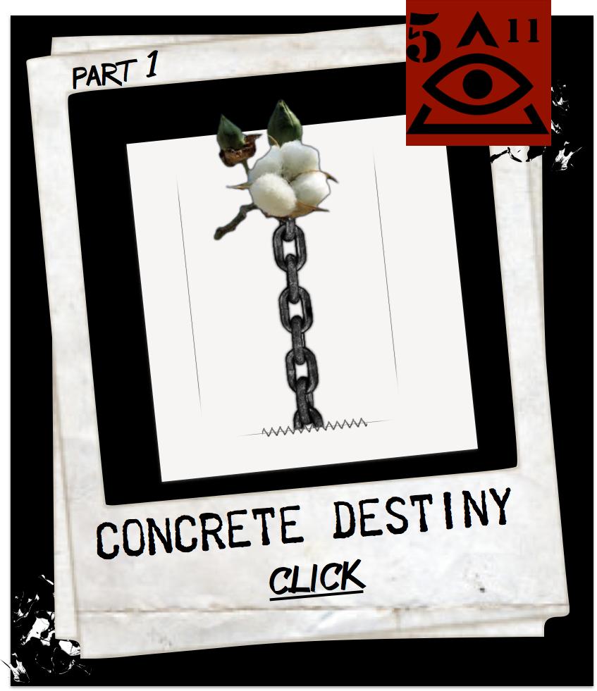 Concrete Destiny