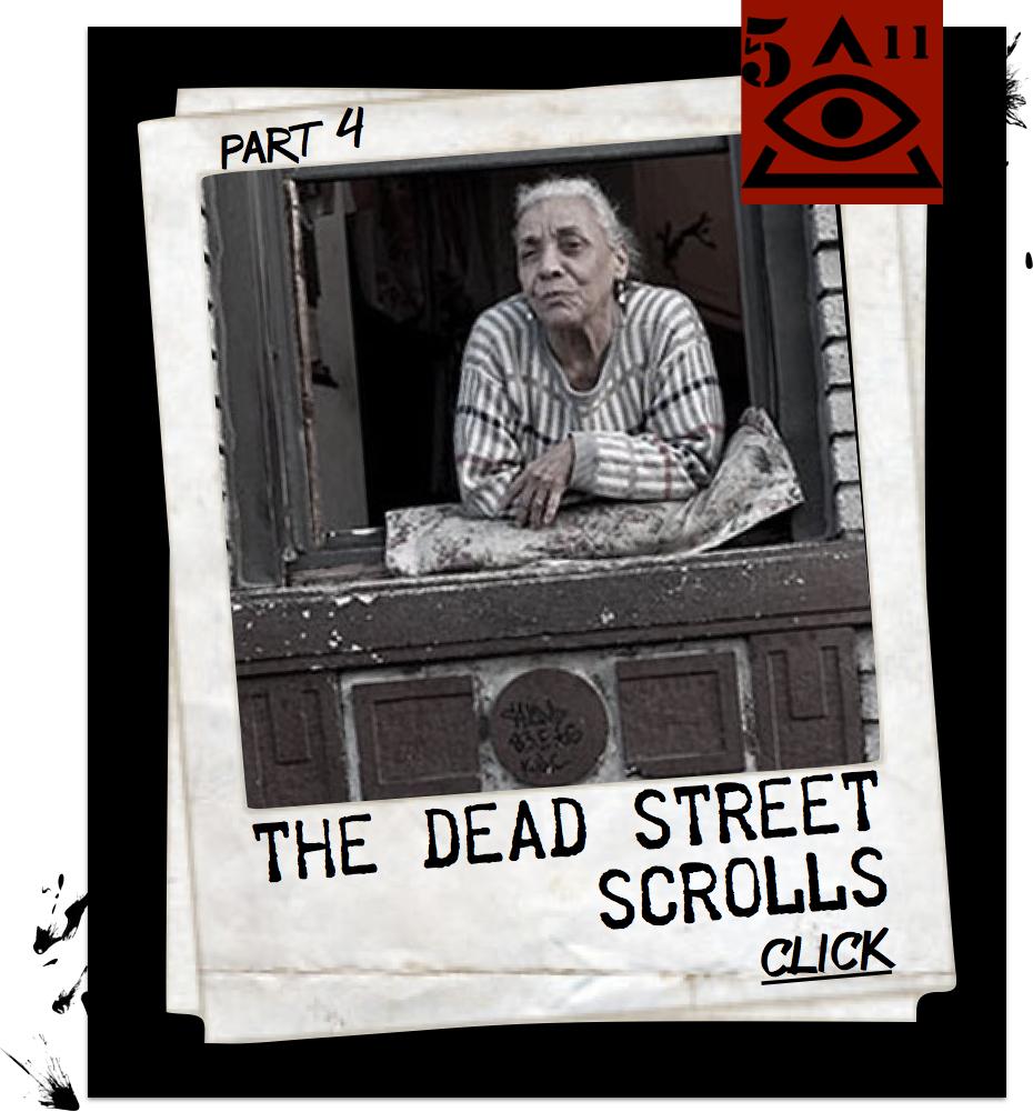 The Dead Street Scrolls