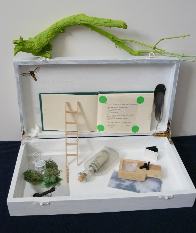 Emily Dickinson Box