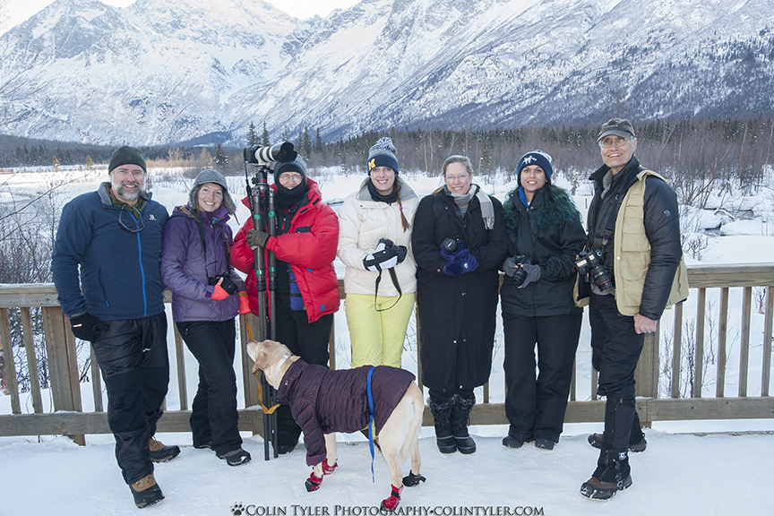 Winter Landscape Photography Class, March 4, 2017
