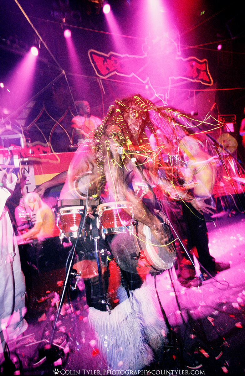 Wookiefoot at the Quest, Minneapolis circa 2002.