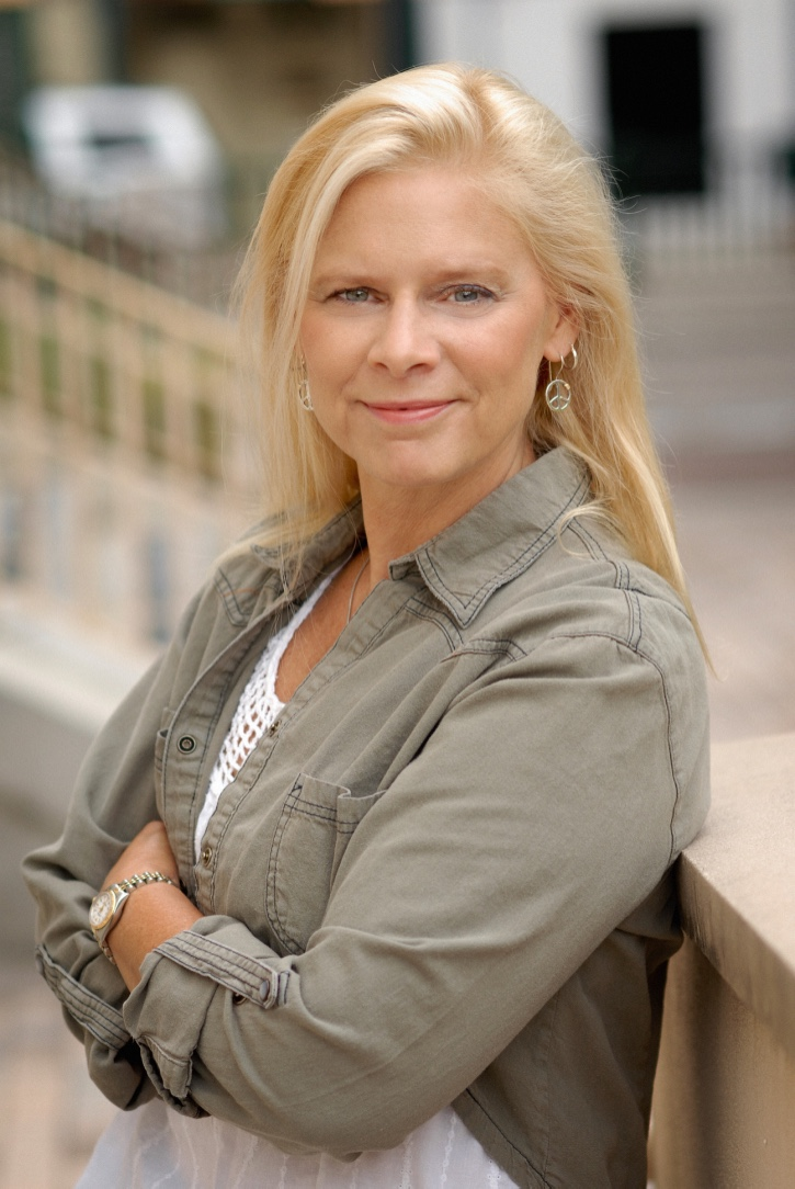 Dana Ridenour, Author