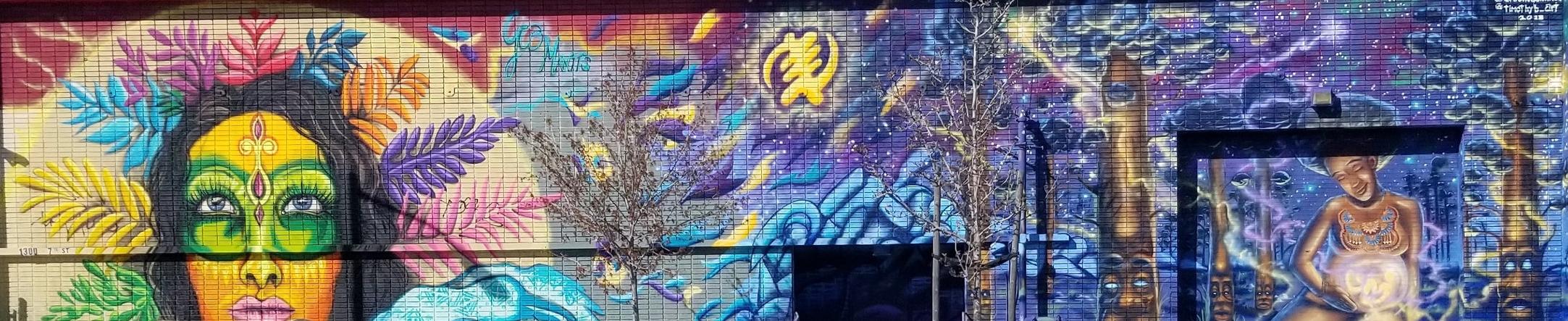 7st. West Oakland - 2018
