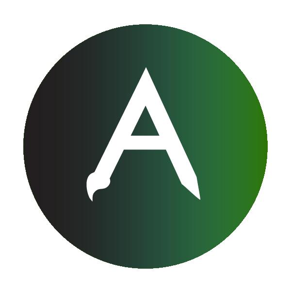 ARTxHOUSE_logo_green_circle.png