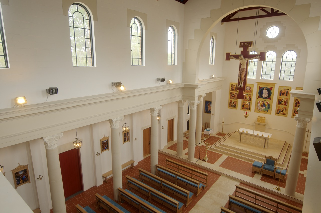 St Benedict's Chapel