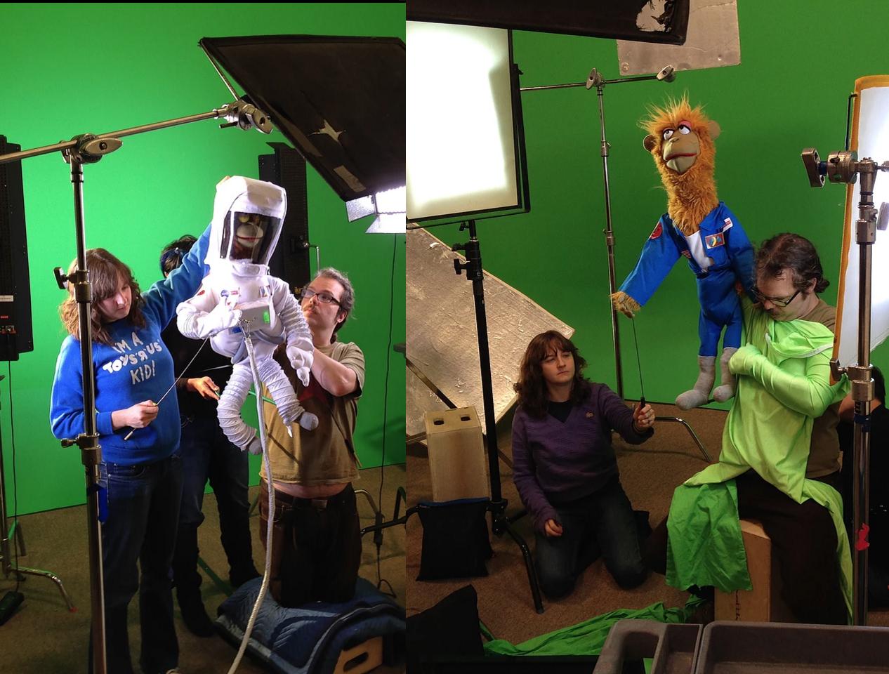 """Space Monkeys"" Doritos Commercial"