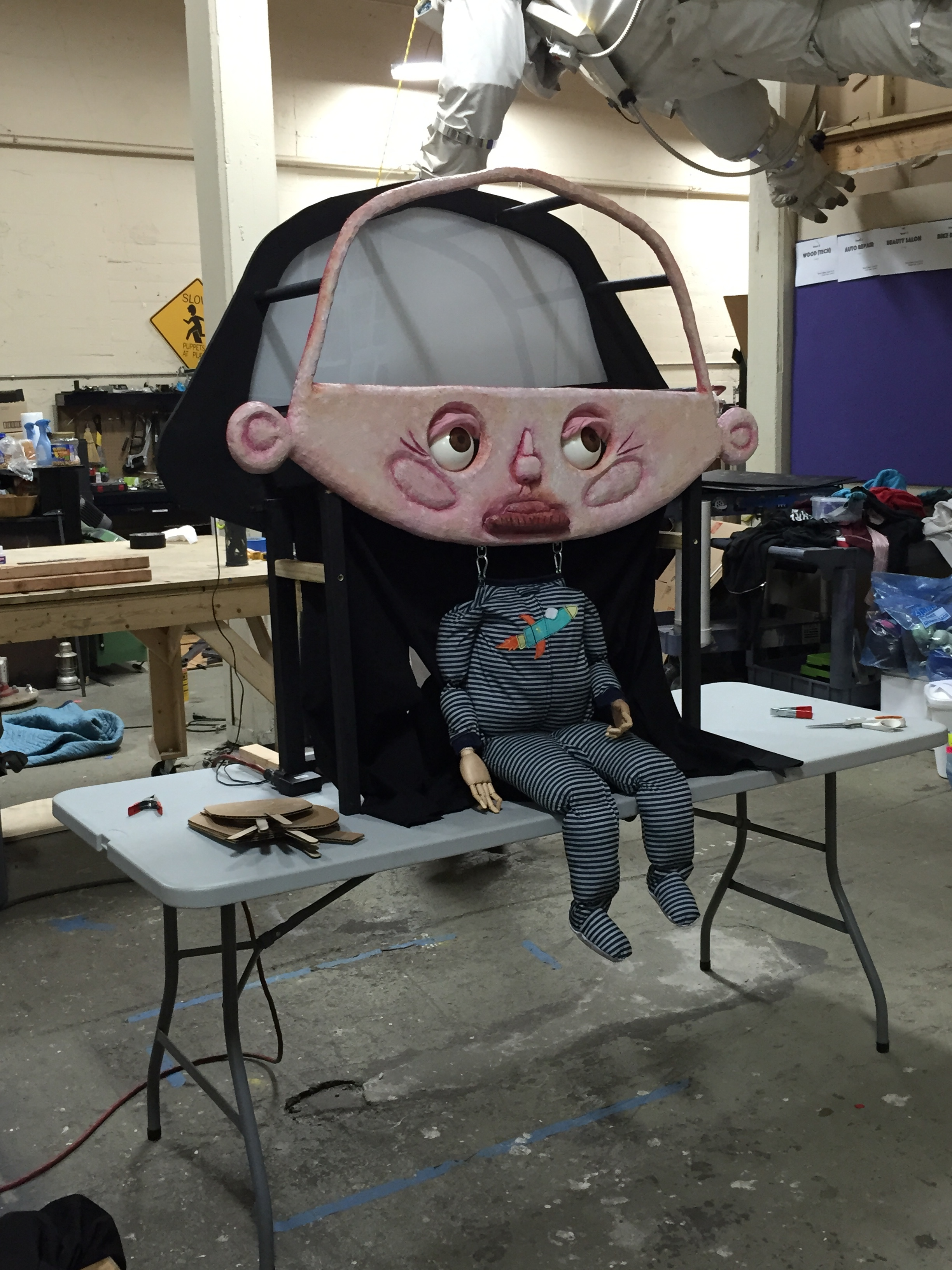 2015 Dragoncon Puppet Slam