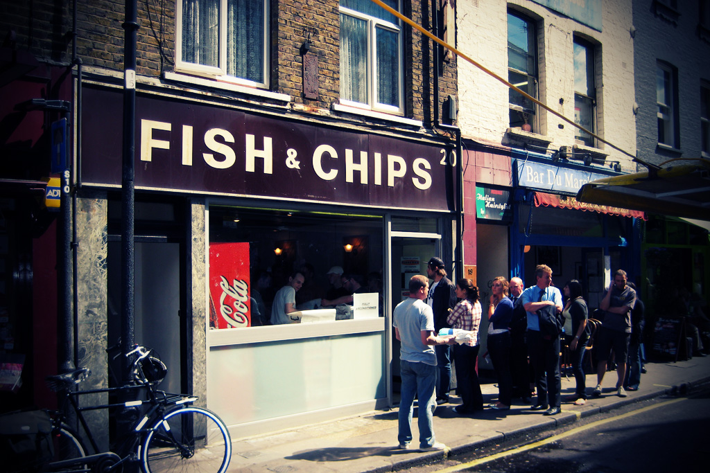 Lunch Time, London