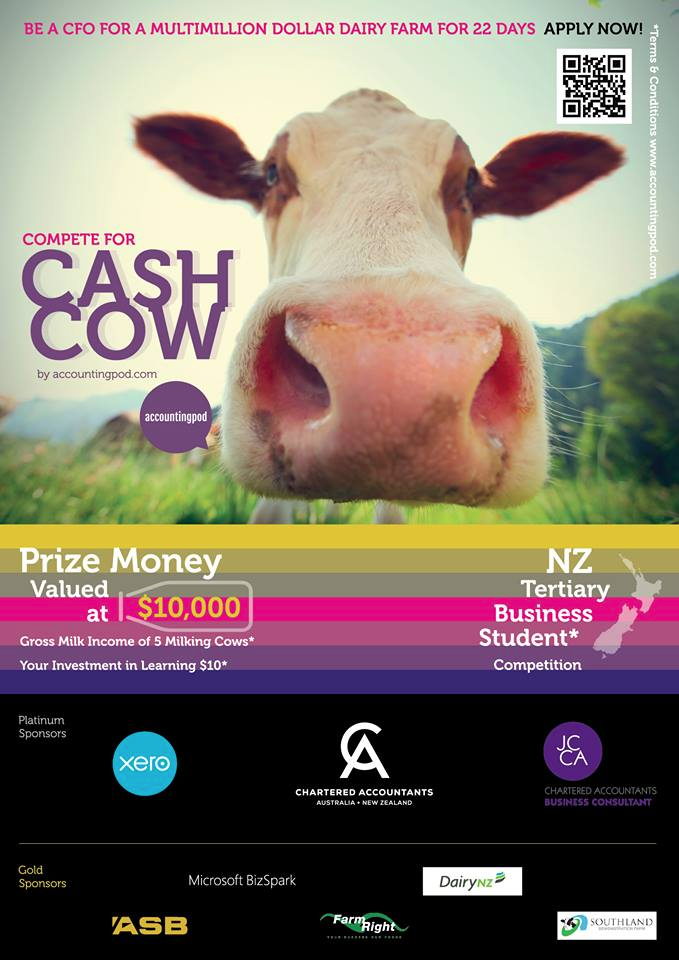 AccountingPod Complete For Cash Cow competition