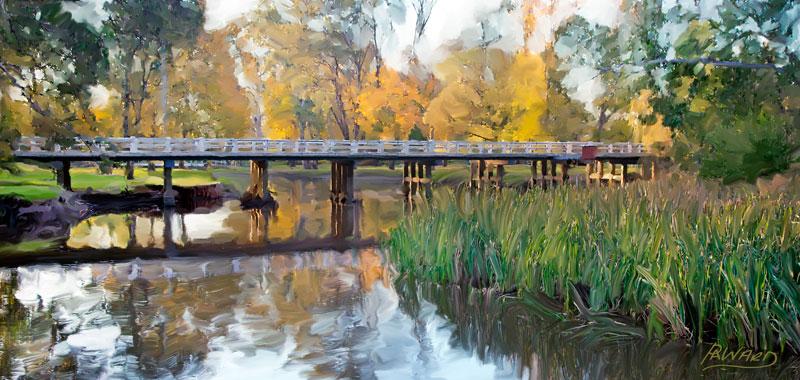 Burton's Bridge